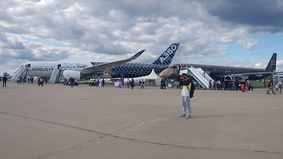 Глава Airbus в России рассказал о системе Connected Experience